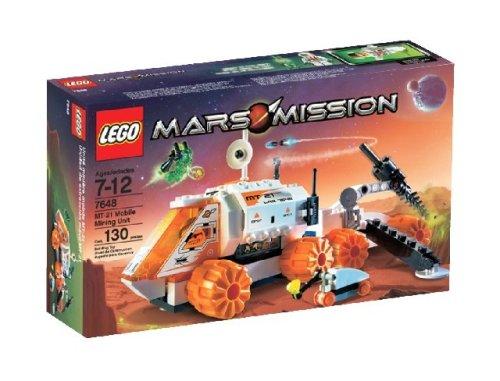 LEGO MT-21 Mobile Mining Unit - Mobile Mining Unit