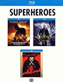 Superheroes: I Am Legend / V For Vendetta / Batman Begins [Blu-ray] [Blu-ray]