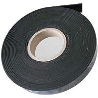 (0,97 €/m), massief rubber ca. 9,6 meter x 15 x 3 mm, rubberen strips, rubberen profiel EPDM harde rubber zelfklevend…