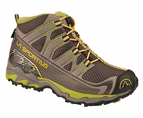 Zapatilla La Sportiva Junior – Falkon GTX Grey/Green