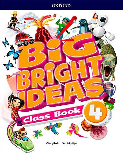 512zdlMVrKL Big Bright Ideas 4º Prim Libro Inglés Oxford University Press España