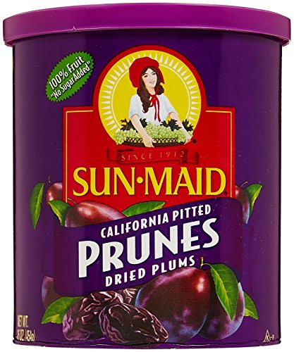 (Sun Maid Pitted Plums-16 oz)