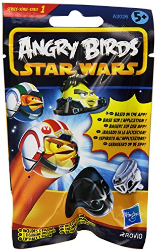 5010994685485 - Star Wars Angry Birds Mystery Foil Packs