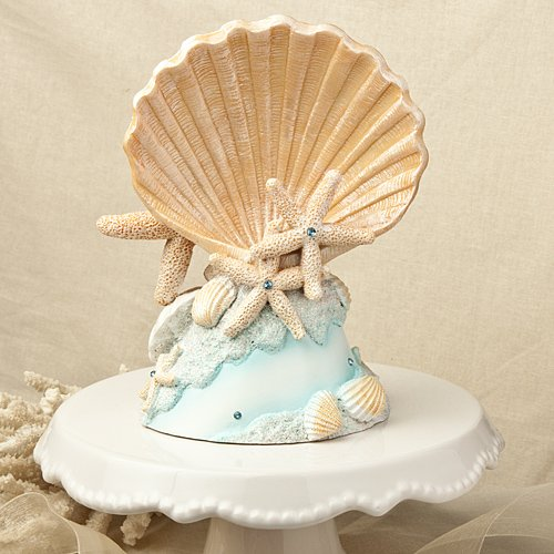 Amazon Emlifes A Beach Collectionem Cake Topper 4 Count