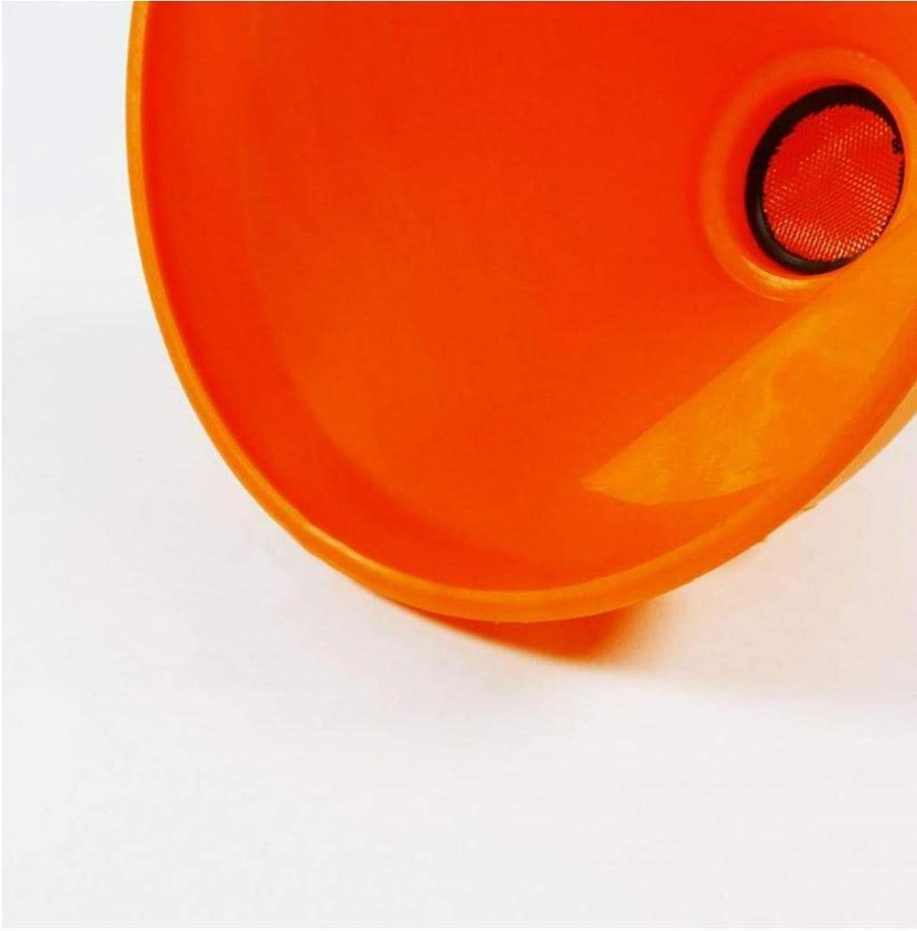 Abnehmbare Trichter Flexible Auto-Wasser-/Öl Tanken Benzin mit Kraftstoff-Einf/üllstutzen
