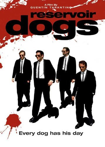 Reservoir Dogs POSTER Movie (27 x 40 Inches - 69cm x 102cm) (1992) (Style F)
