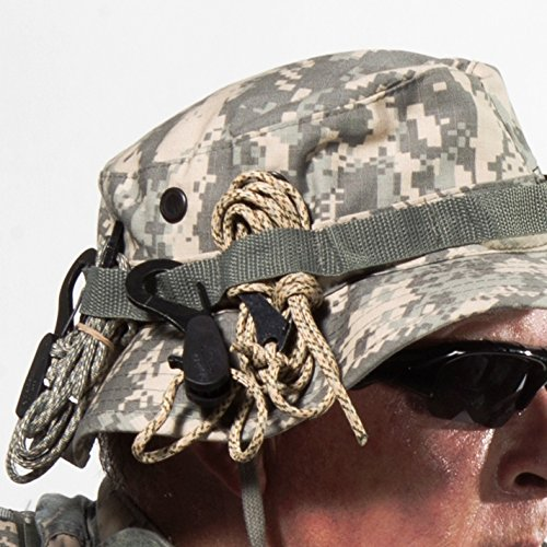 550 Paracord Military Quickie Tie-down (2pk)