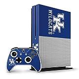 University of Kentucky Xbox One S Vertical Bundle Skin - UK Kentucky Wildcats Vinyl Decal Skin For Your Xbox One S Vertical Bundle