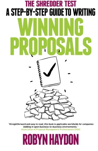 Price comparison product image The Shredder Test: a step-by-step guide to writing winning proposals