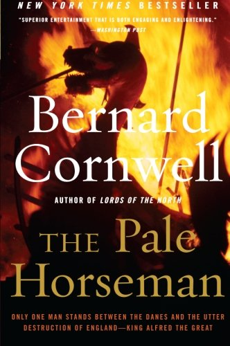 Book cover from The Pale Horseman (The Saxon Chronicles Series #2) by Bernard Cornwell