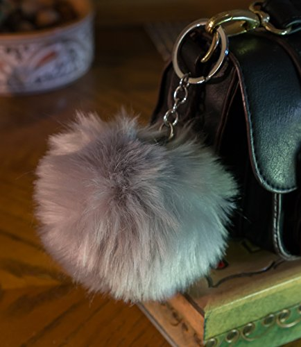 Fur Clutch Bag Topshop - 1