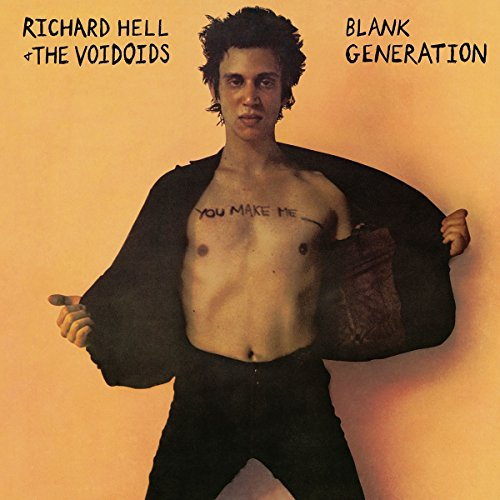 Blank Generation (Orange-Black Ink Spot Colored Vinyl) [VINYL]