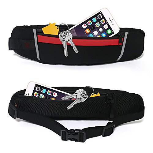 Led Waist Pack Rechargeable Adjustable