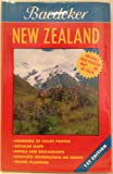 Baedeker New Zealand, Macmillan Publishing Company Staff, 0028619110