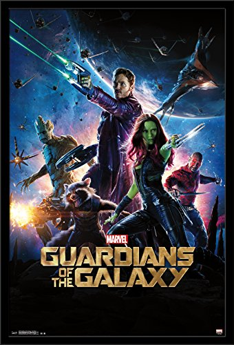 Trends International Guardians of The Galaxy One Sheet, 22.375