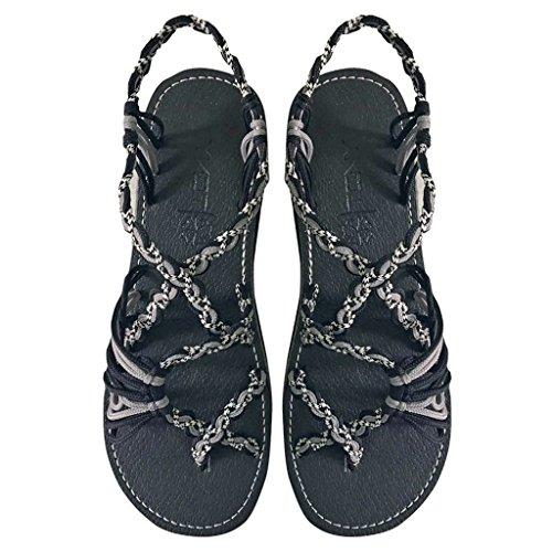 2da00b7378d309 Jual True Color Flat Sandals for Women - Flats