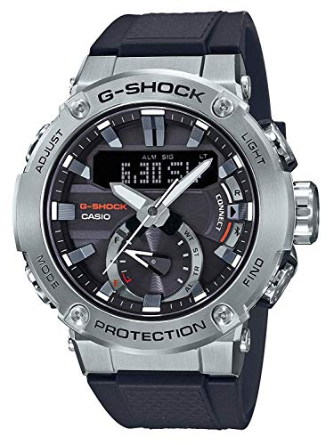 Men's Casio G-Shock GST-B200 Series Connected Watch GSTB200-1A ()