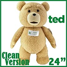 "Bear bear life-size ""Talking clean version (Edition)"" speak life-size talking Movie Memorabilia Teddy Bear Teddy Bear chat [battery replaceable] TED Ted stuffed 24 inches 60cm (japan import)"