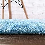 Softlife Fluffy Bedroom Area Rugs 4 x 6 Feet
