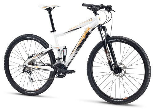 Mongoose Men's Salvo Sport Mountain Bike with 29