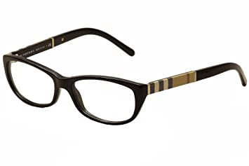 a002ec0d7237 Amazon.com  Burberry BE2167 Eyeglasses-3001 Black-54mm  Shoes