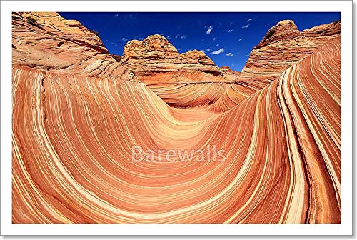 Formation in Arizona USA Paper Print Wall Art - bwc42277570 (10in. x 15in.) ()