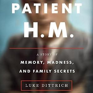 Patient H.M. Audiobook