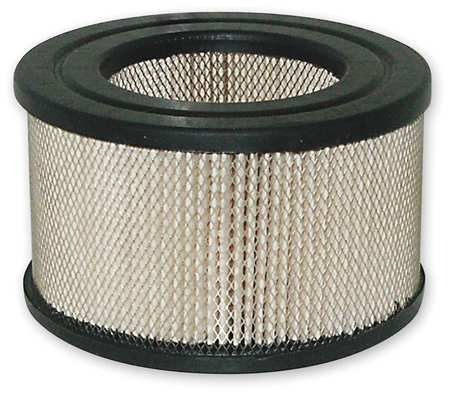 Air Filter, 6-13/32 top x 3 in.