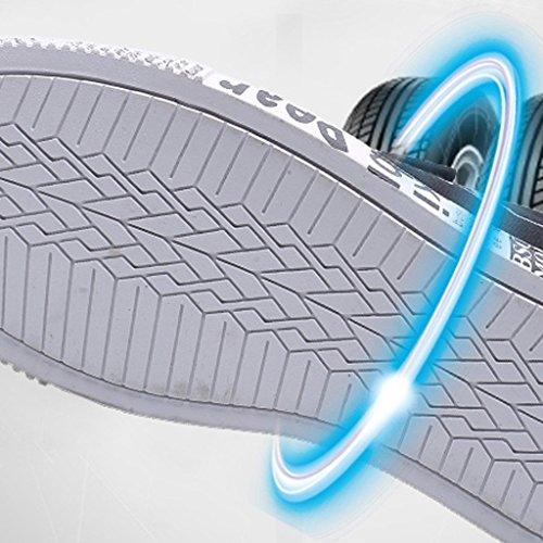 tela Nuove basse ragazzi scarpe coreano uomo da estate scarpe Color Size di traspirante Espadrillas scarpe Scarpe di Brown scarpe tela casual Brown YaNanHome 43 selvatici stile 5Xwq8ZP