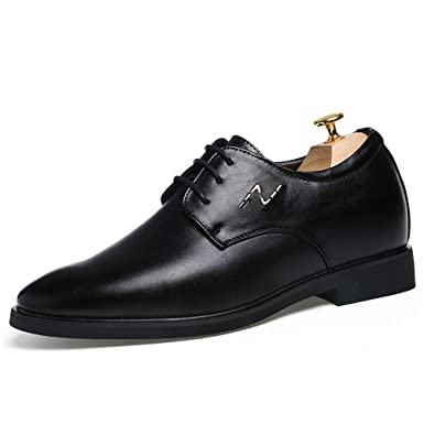 7848b5eda6057 Amazon.com: Gobling Men Business Shoes, Classic Simplicity Height ...
