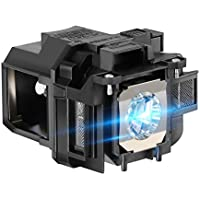 AWO Premium Replacement Projector Lamp Bulb with Housing For EPSON ELP-LP88/V13H010L88 Powerlite 1262W 955W 965 97 98 99W S17 S27 W17 W29 W21 X 21 X27 VS330,EB-W28 EX3220 EX5230 EX7220 H568A