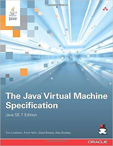 The Java Virtual Machine Specification, Java SE 7 Edition (Java