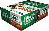 Health Warrior Pumpkin Seed Protein Bars, Dark