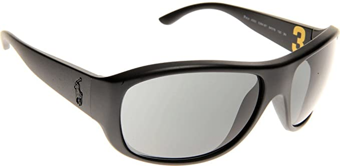 746e003f34c1 Image Unavailable. Image not available for. Colour: Polo Ralph Lauren Men's  0PH4063 528487 64 Sunglasses ...
