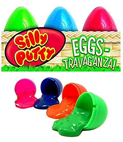 Crayola, Silly Putty Variety Pack, 6 count, Great Gift, Art Tools
