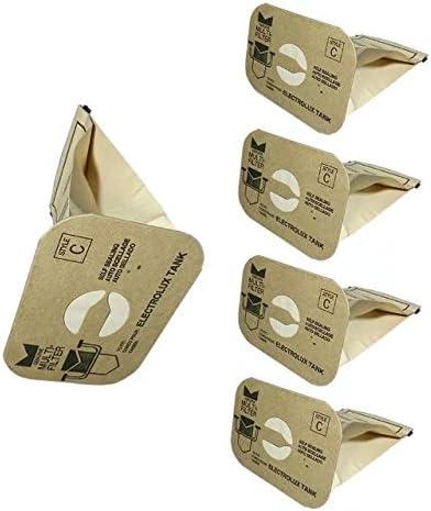 Anboo Bolsas de bolsa de polvo para aspiradora Electrolux Style C, DVC repuesto accesorios bolsa de basura 1pieza: Amazon.es: Hogar