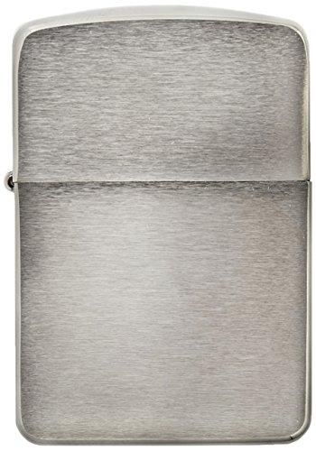 Zippo 1941 Replica Pocket Lighter, Black Ice