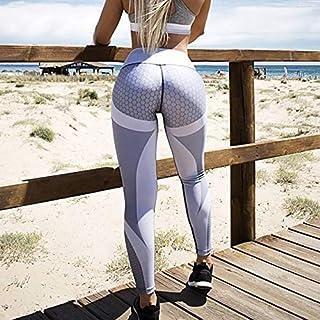 Ayujia 8 Couleurs New Fitness Sport Leggings Femmes Mesh Imprimer Taille Haute Legins Femme Filles Workout Yoga Pantalon Push Up Élastique Pantalon Slim