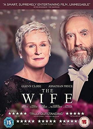 The Wife Dvd Amazoncouk Glenn Close Jonathan Pryce Björn