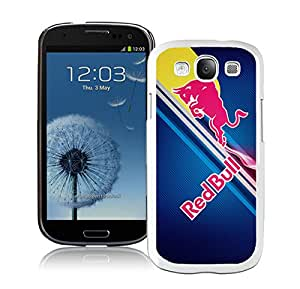 Popular And Durable Designed Case With New York Red Bulls 10 White For Samsung Galaxy S3 I9300 Phone Case