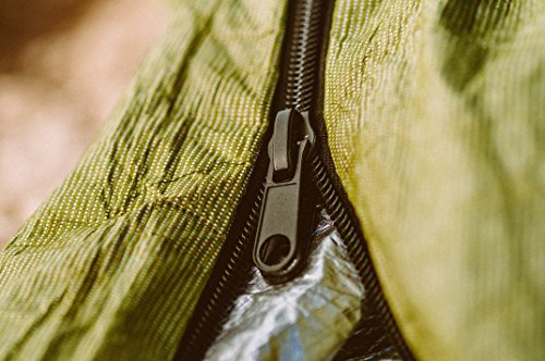 Survive Outdoors Longer Escape Bivvy (OD Green)