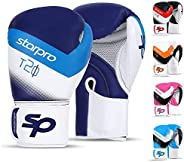 Starpro | T20 Boxing Gloves for Men | Strong Punches & Fast KOs | Many Colors | Kickboxing Gloves, Boxing