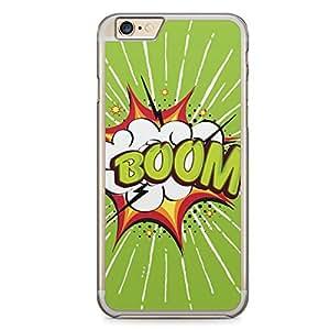Boom iPhone 6 Plus Transparent Edge Case - Comic Collection