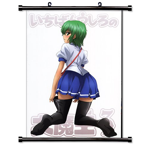 Demon King Daimao Ichiban Ushiro no Dai Maou Fabric Wall Scroll Poster (32
