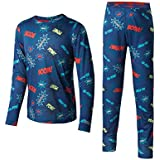 Terramar Kid's Power Play Thermals (Two Piece Set)