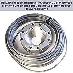 Mastertec-Testina-Decespugliatore-Innovativa-Rapid-Clutch-per-Decespugliatore-a-Benzina-Testina-Decespugliatore-a-Scoppio-Universale-per-Decespugliatore-a-Scoppio-Elettrico-ed-a-Batteria