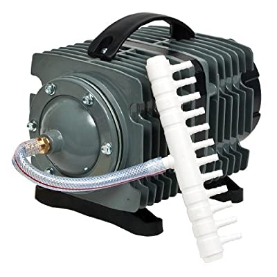 Elemental Solutions O2 Commercial Pump, 1744 gph
