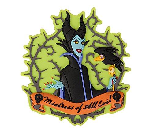 Disney Villains Maleficent Soft Touch PVC magnet One Size multi color (23898)