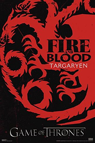 game-of-thrones-fire-and-blood-targaryen-hbo-medieval-fantasy-tv-television-series-poster-24x36