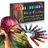 Best Hair Chalks - Hair Chalk, Hair Chalk Pens, Temporary Washable Hair Review